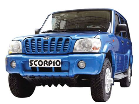 mahindra scorpio car price list mahindra scorpio models and price list in delhi mumbai