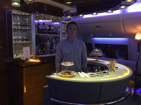 emirates rating emirates first class a380 review new york to dubai