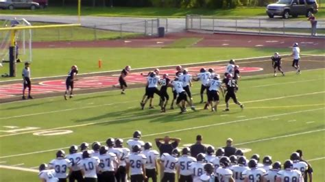 lincoln way east 2013 lincoln way east freshman football highlight