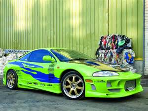Mitsubishi Eclipse Fast Furious Mitsubishi Eclipse Fast And Furious Wallpaper Image 175