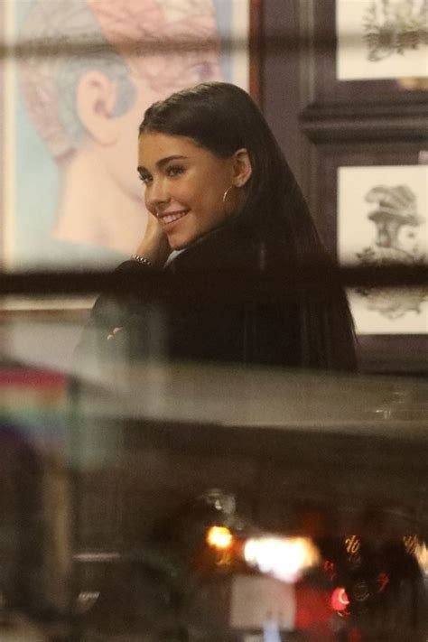 tattoo parlor santa monica madison beer gets a tattoo on ankle at a tattoo shop in