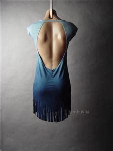 Hem Denim Skull Denim Ld 96 blue ombre skull tribal headdress backless fringe top