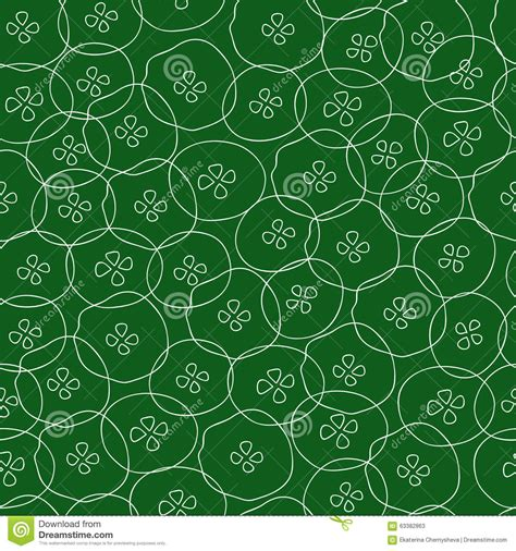 seamless abstract pattern vector seamless abstract pattern of jellyfish stock vector