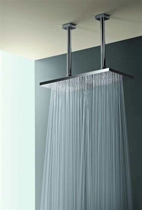 i would stay in the shower for hours ceiling mount