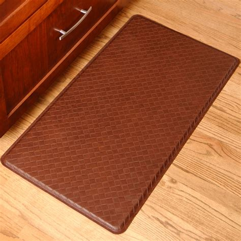 Gel Mat by Gel Pro Mat Basketweave In Kitchen Mats