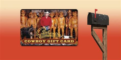 Send Gift Cards By Mail - order a gift card for cattlemens restaurants