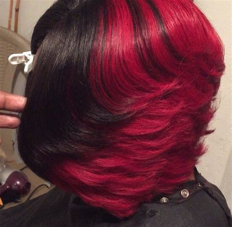 Feathered Bob Weave Hairstyles by 128 Best Images About Bob Weave Hairstyles On