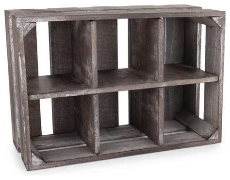 wooden crate shelves wooden display crate farmhouse display and wall