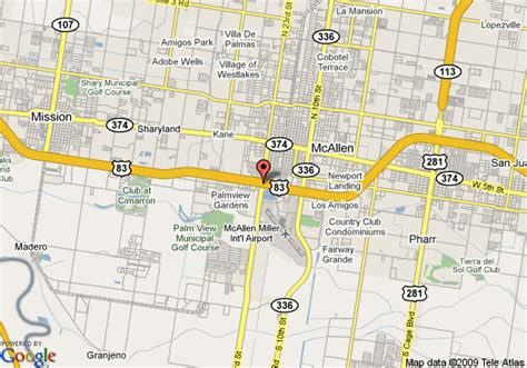map of mcallen texas best western garden inn and suites mcallen deals see hotel photos attractions near