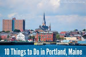 10 things to do in portland maine one hundred dollars a month