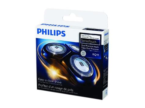 Philips Mba Internship by Philips Norelco Rq11 Replacement Heads For Sensotouch 2d