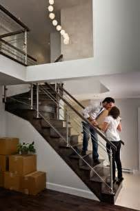 Kitchen Wall Accessories Stainless Steel - contemporary staircase with glass contemporary staircase other metro by prestige metal