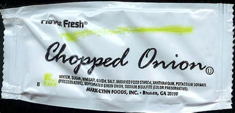 Condiment Packet Gallery by Flavor Fresh Chopped