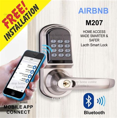airbnb lock airbnb m207 home stay smart digital end 5 16 2018 11 15 pm