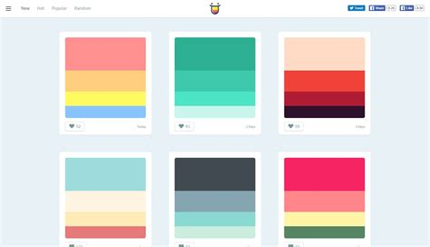 as color color hunt alternatives and similar software