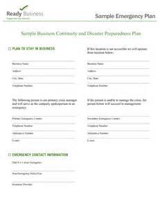 Emergency Preparedness And Response Plan Template by Best Photos Of Emergency Disaster Plan Emergency Family