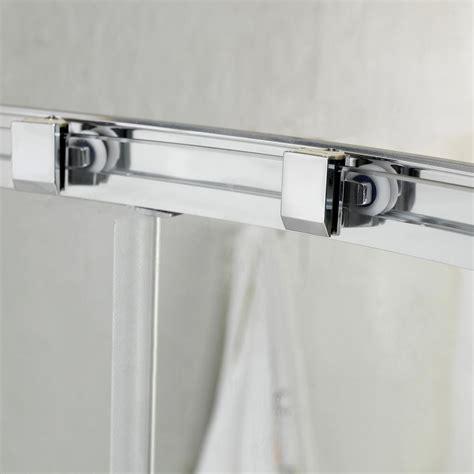 costo box doccia cristallo box doccia porta fissa anta scorrevole h185 198 profilo in