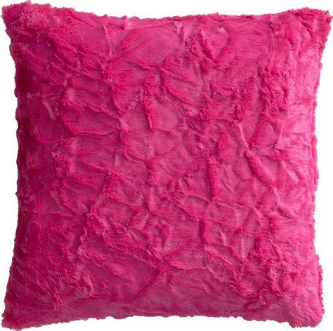 pinke kissen kissenh 252 lle quot fluffy quot pink ca 50x50cm wohntextilien