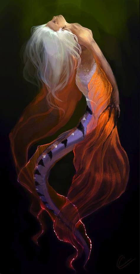 light well shadow well tspitz luminescent arteche on deviantart mermaid