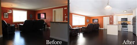 Green Bedroom Walls Before And After Real Estate Part One Daedalus