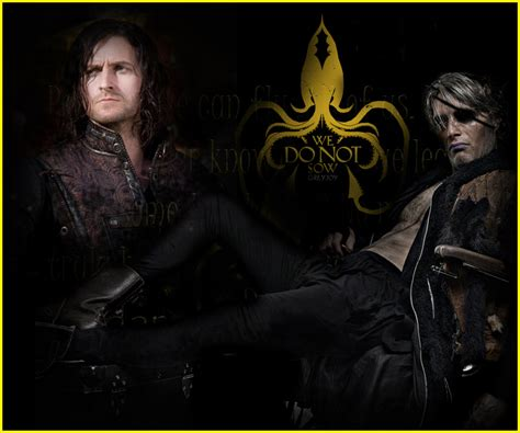 richard armitage euron greyjoy victarion greyjoy and euron greyjoy by ayakauchiha on