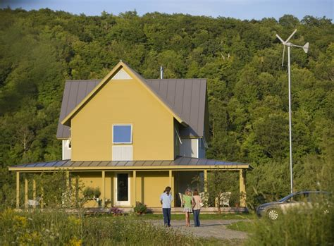 vermont home design ideas energy comes from the sun wind and earth in this vermont