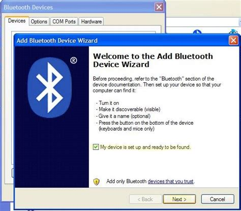 configure xp to access from internet windows xp bluetooth internet access point setup