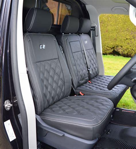volkswagen transporter    tailored van seat covers