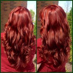 indoor and outdoor lighting vibrant hair joico ruby matrix violet copper together makes beautiful color hair by danielle ortiz