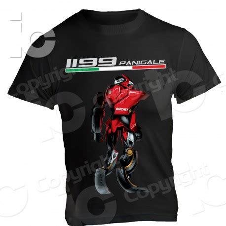 T Shirt Ducati Panigale t shirt ducati 1199 panigale racing trasformers corse