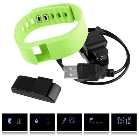 android bracelet smart wrist band bracelet health fitness tracker bluetooth for android ios ebay