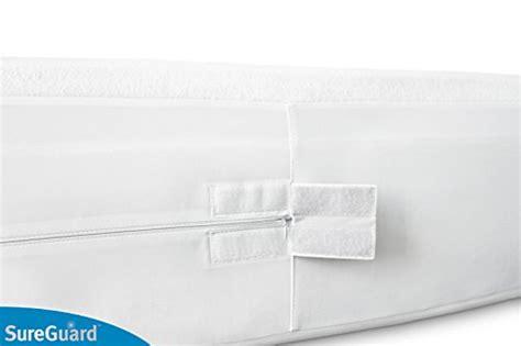 Sureguard Mattress Protector by 9 12 In Sureguard Mattress Encasement 100