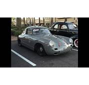 Classic Porsche 356 Super 90 At Cars &amp Coffee Scottsdale