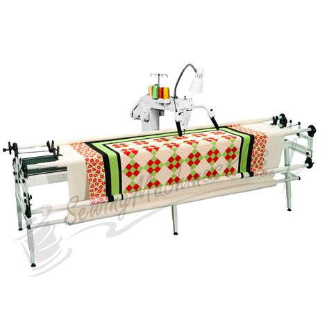 Grace Majestic Quilting Frame by Top Of The Line 18 Quot Arm Quilting Machine W