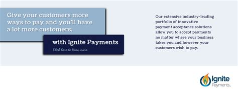 Ignite Business Credit Card