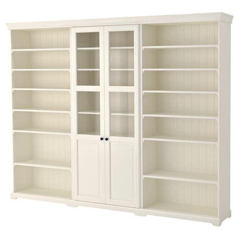 libreria liatorp liatorp storage combination white 276x214 cm ikea