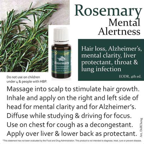 Minyak Esensial Rosemary by Living Rosemary Essential 15ml