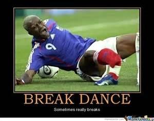 Break Dance Meme - break dance no football for him by awesomeone meme center