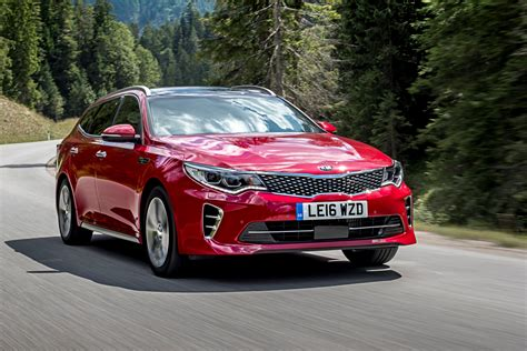 Kia Optima Sport Kia Optima Sportswagon Review The Best Dash Cams A