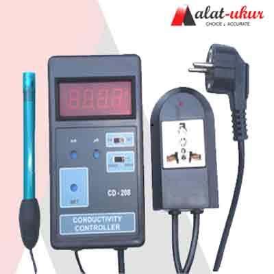 Alat Ukur Multimeter Digital alat ukur konduktivitas pengendali digital cd 208