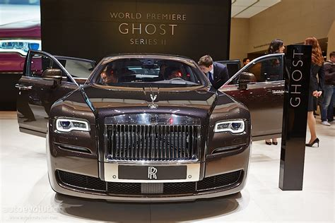 harga roll royce rolls royce ghost series ii refines luxury in geneva live