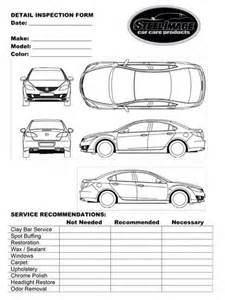 Car Wash Checklist Template by Steel Image Car Truck And Boat Care Products Diy
