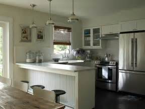 kitchen paneling ideas kitchen peninsula ideas beadboard paneling in kitchen
