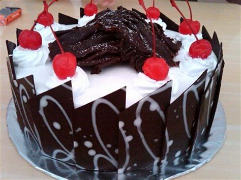 membuat kue tart mini resep kue tart black forest spesial resepmembuat com