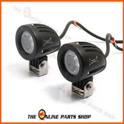 Led Car Spotlights Ebay Bright 10w Cree Led Spotlights Lights Car 4x4