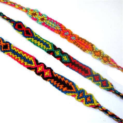 Handmade Thread Bracelets - the gallery for gt friendship bracelets on wrist