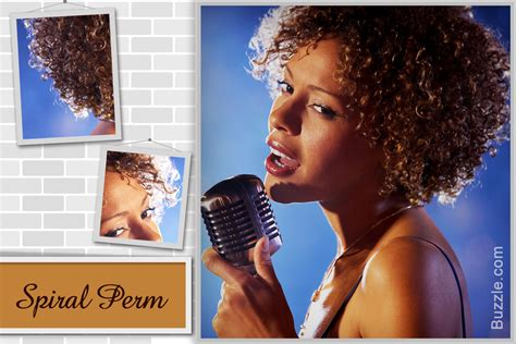spiral wrap hairstyle spiral perm wrap w boom rods nov 30 9 different types of perms go ahead and roll that hair