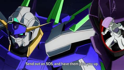 Kaos Gundam Mobile Suit 68 anime review mobile suit gundam age 40 population go