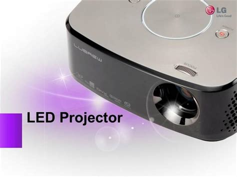 Lg Led Projector Hs200 lg led projectors authorstream