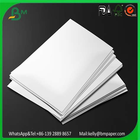 couche paper 80g super white coated woodfree couche paper for printing